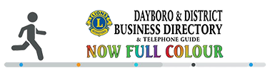 Lions Business Districts Directory Logo