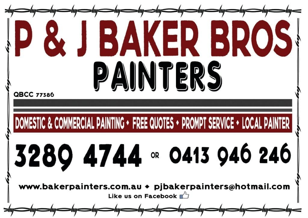 Dayboro Baker Bros Painters