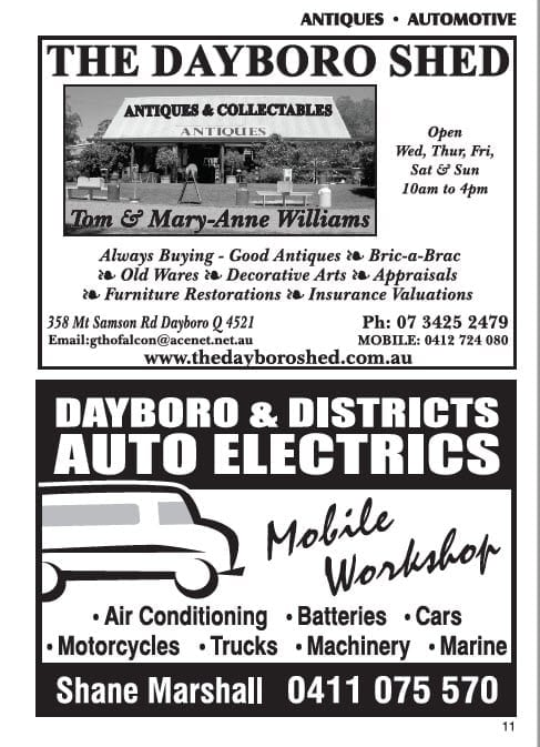 Example of Half Page Advert