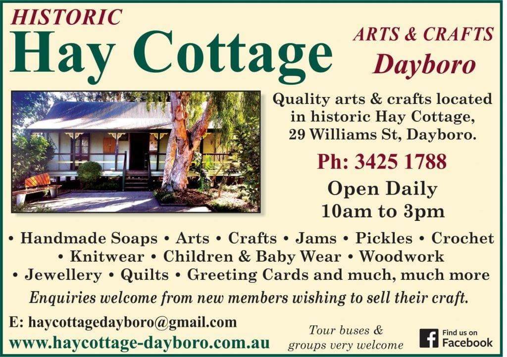 Hay cottage Dayboro