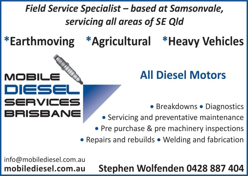 Mobile Diesel Services Brisbane