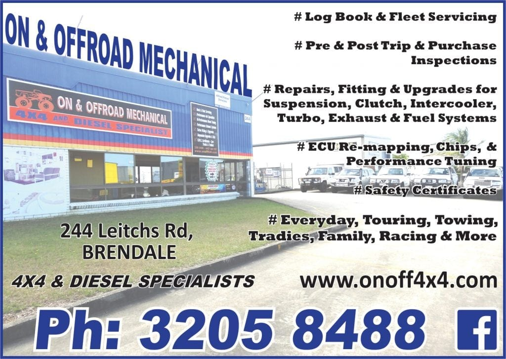 On & Offroad Mechanical
