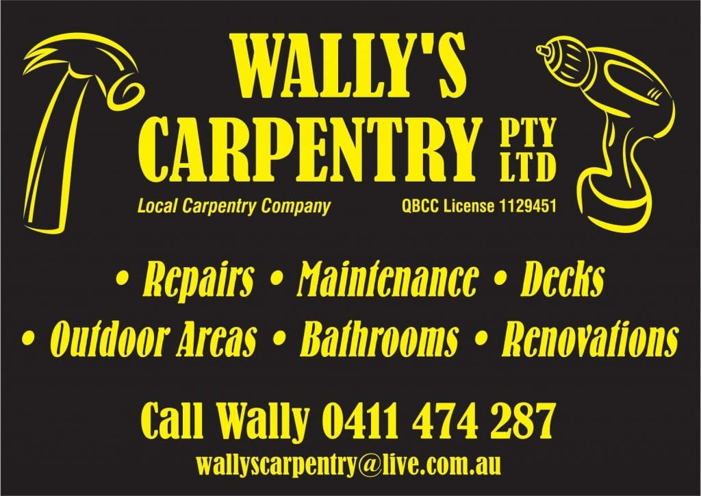 Wallys Carpentry Pty Ltd