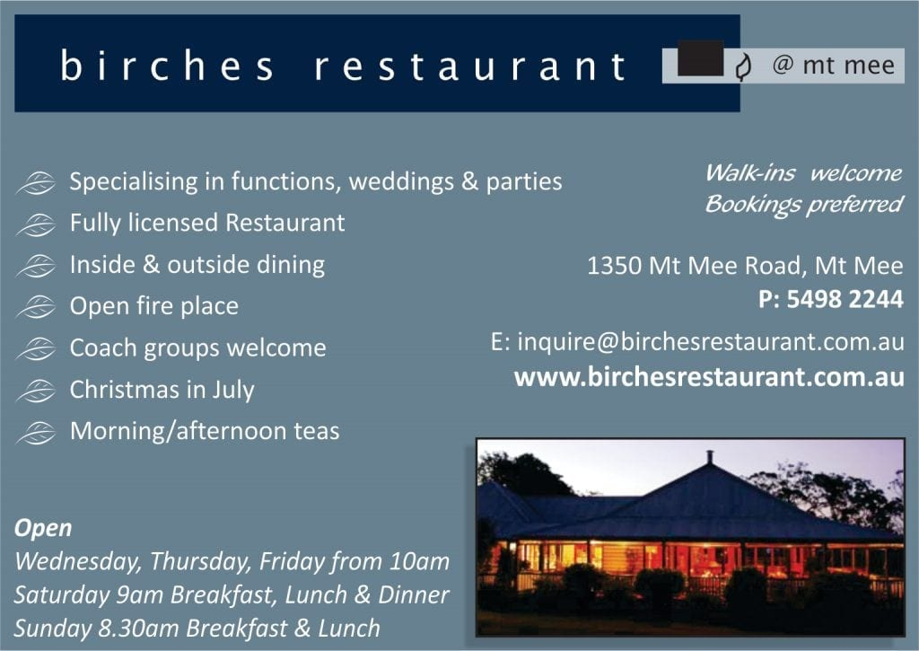 Birches Restaurant