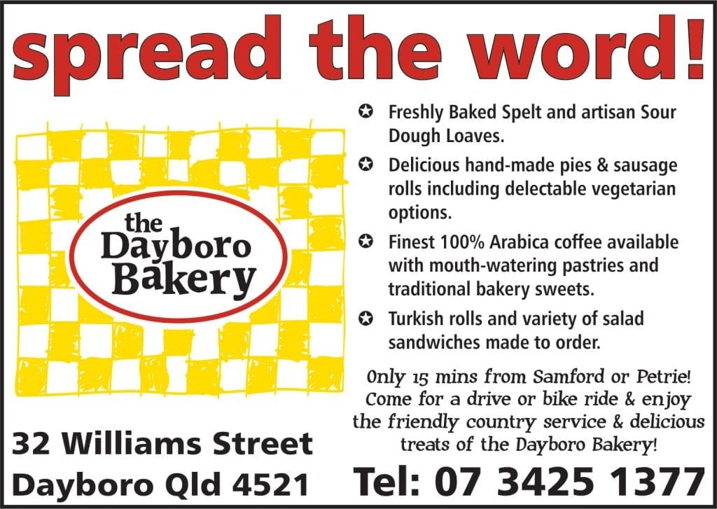 The Dayboro Bakery