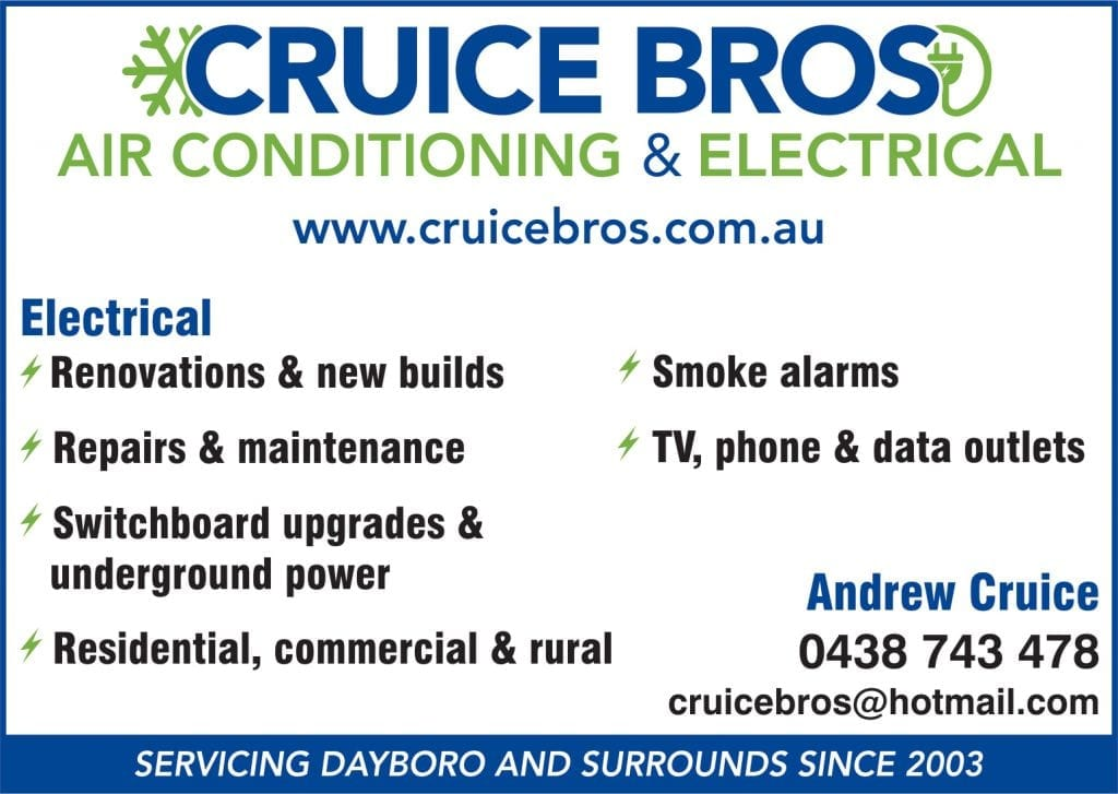 Dayboro Cruice Bros Electrical