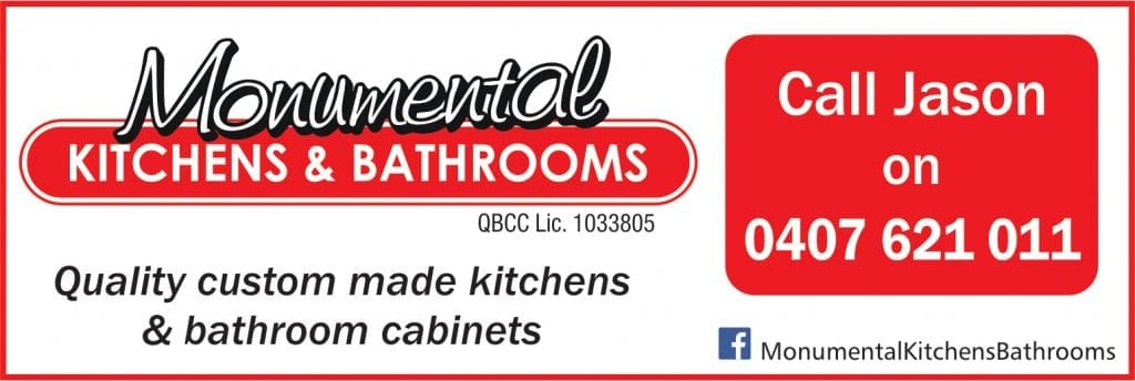 Dayboro Monumental kitchens and bathrooms