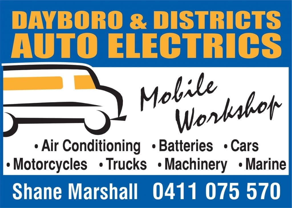 Dayboro & Districts Auto Electrics