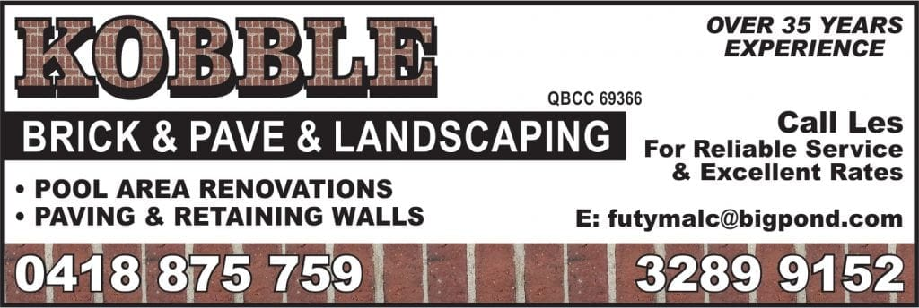 Kobble Brick, Pave & Landscaping