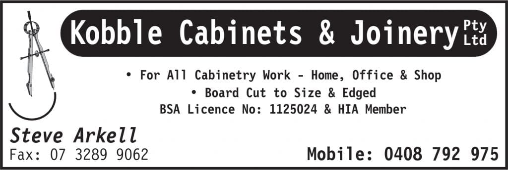 Kobble Cabinets and Joinery