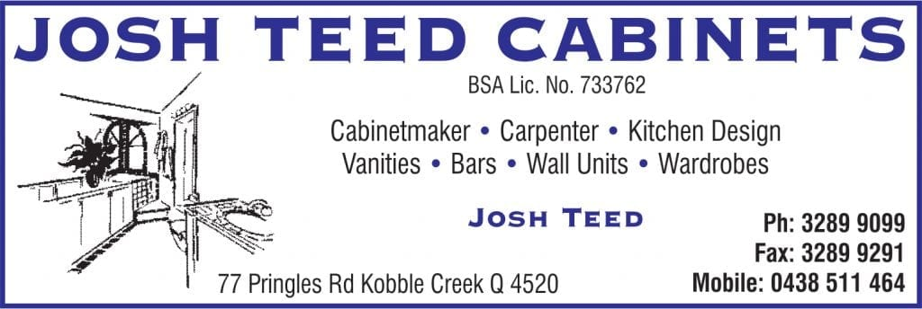 Kobble Creek Josh Teed Cabinets