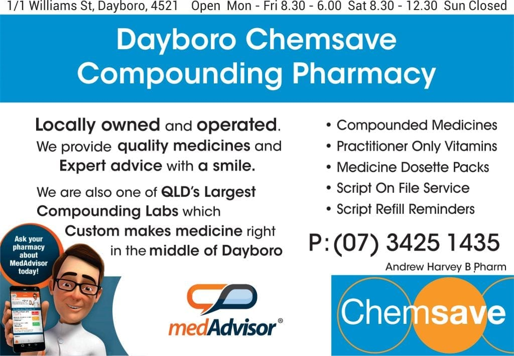 Dayboro Chemsave Pharmacy