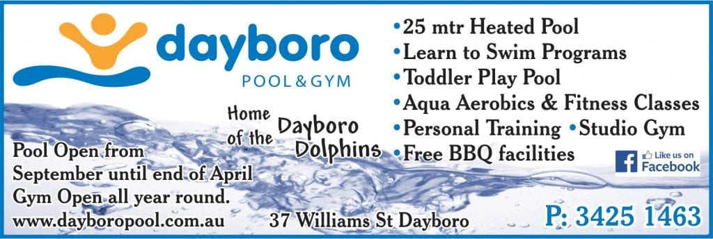 Dayboro Pool and Gym