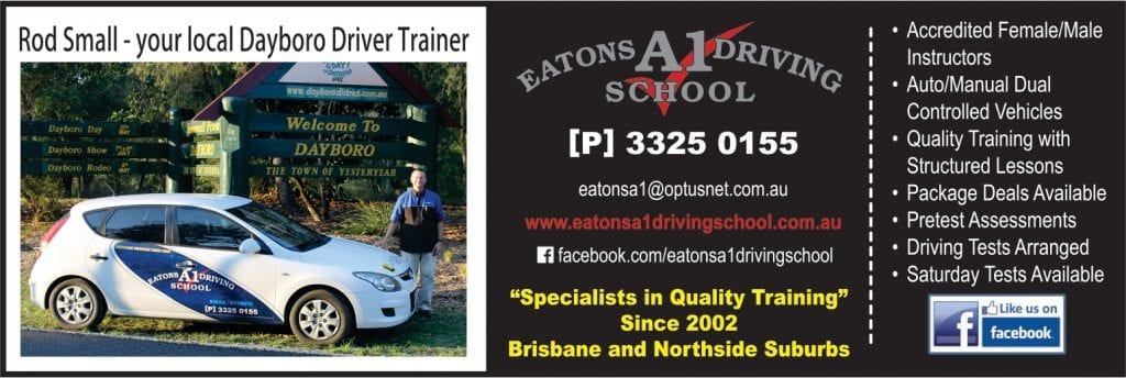 Eatons A1 Driving school