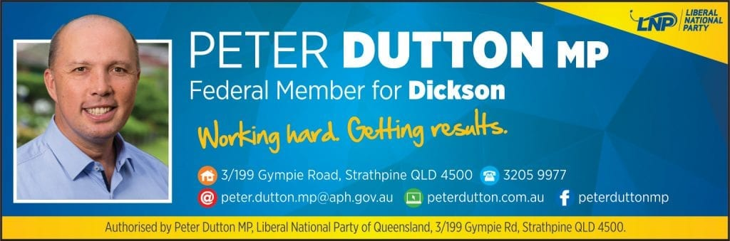 Hon Peter Dutton MP