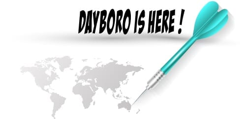 Dayboro is here.