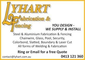 Lyhart Fabrication and Fencing