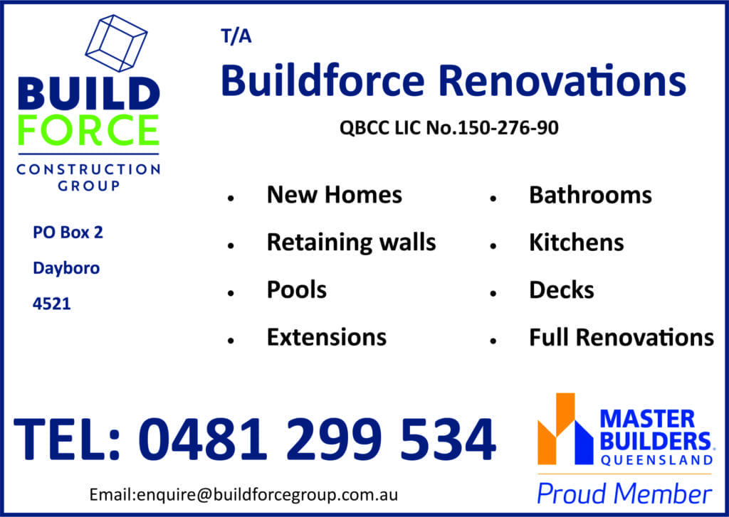 Buildforce Renovations