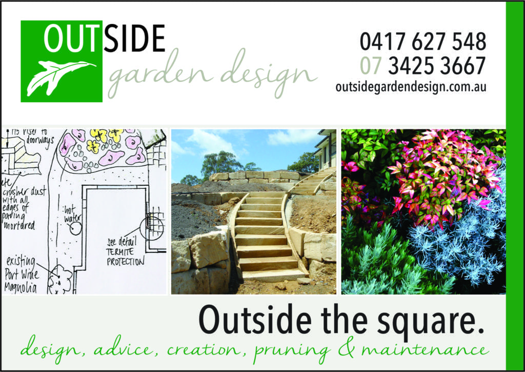 Outside Garden Design