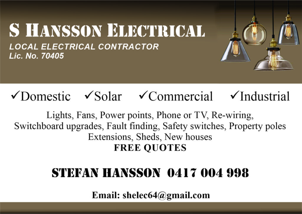 S Hansson Electrical