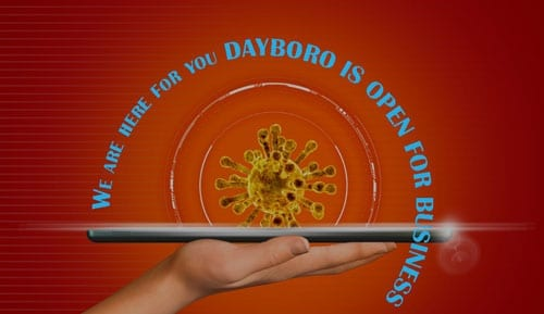 Dayboro Open for Business