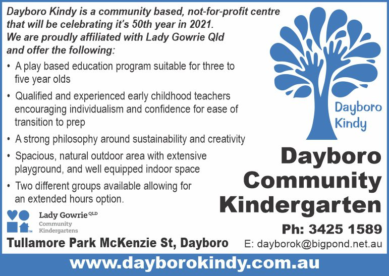 Dayboro Community Kindergarten