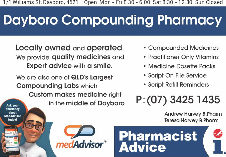 Dayboro Compounding Pharmacy