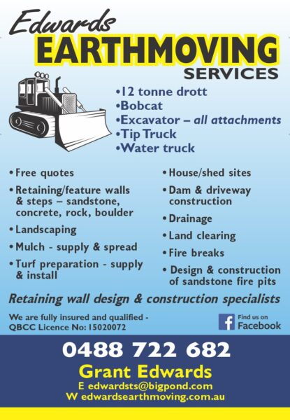 Edwards Earthmoving Services