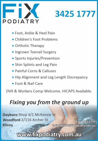 Fix Podiatry