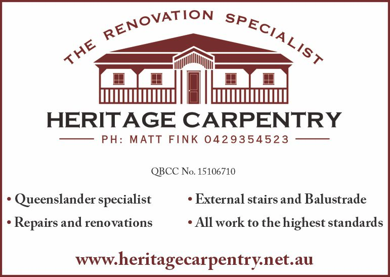 Heritage Carpentry