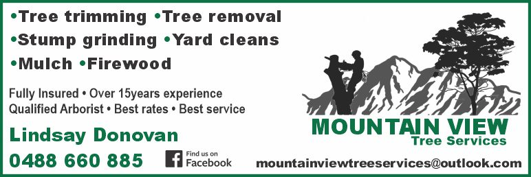 Mountain View Tree Services